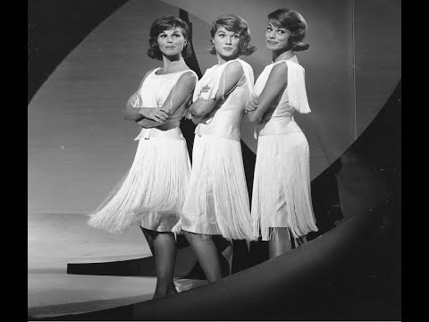 The McGuire Sister - Sugartime (FULL- COMPLETO)