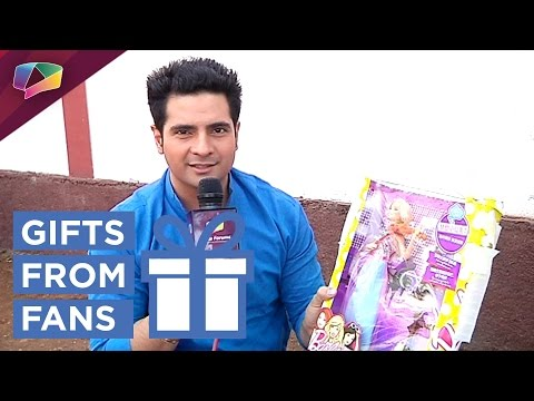 Karan Mehra Receives Gifts From Fans | Exclusive |