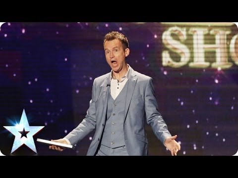 impersonator - See more from Britain's Got Talent at http://itv.com/talent Celebrity impressionist Jon Clegg brings a host of tv stars to the BGT stage. Debuting a new char...