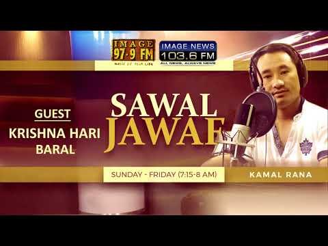 (Sawal Jawaf with Krishna Hari Baral   कृष्ण हरि बराल - Kartik 2 - : 39 mins.)