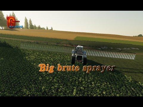 Big brute sprayer v1.0