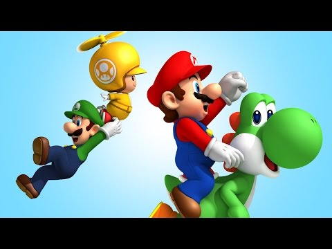 Mario - To celebrate Nintendo's 125th anniversary, we're spending time with some of the best games The Big N ever made.