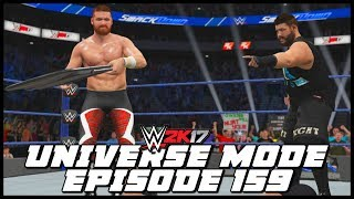 In which Jericho wants to get revenge on the new team of Zayn and Owens !Check out our 'MOAJ Village' T Shirt here: https://everpress.com/gore-and-perkins (Everyone who purchases a t-shirt and has a PS4, will receive a match for their CAW in Universe Mode!)For anyone curious as to how we record gameplay, you can purchase an Elgato at the following link: https://goo.gl/GQAFkYG&P Twitter : https://twitter.com/GoreAndPerkinsGore Twitter : https://twitter.com/jamesmgorePerkins Twitter : https://twitter.com/James_A_PerkinsGore Channel: https://www.youtube.com/user/JMG519Perkins Channel: https://www.youtube.com/user/TheMightyPerkins