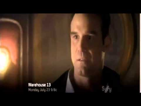Warehouse 13 Season 4 (Promo 'Downside')