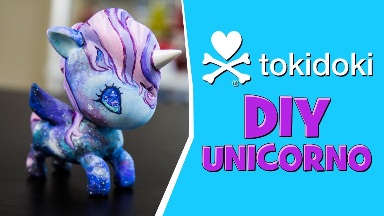 DIY Tokidoki Unicorno – Cosmo