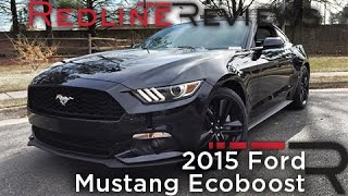 Nonton 2015 Ford Mustang EcoBoost – Redline: Review Film Subtitle Indonesia Streaming Movie Download
