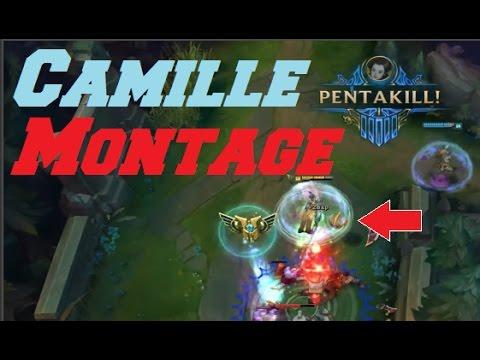 Những pha xử lý liên hoàn với Combo khá nhuần nhuyễn của Camille, có chạy đằng trời!
