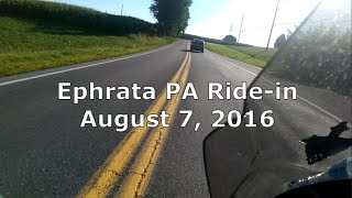 Akron (PA) United States  City new picture : Ephrata PA First Sunday Ride-In August 2016