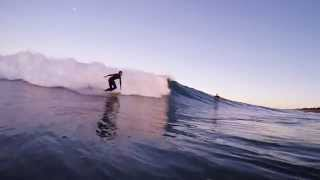 Scottburgh South Africa  City new picture : Surfing lefts at Scottburgh South Africa