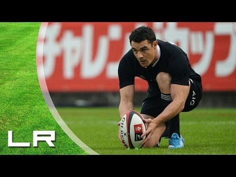 Dan Carter's best moments