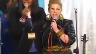 Gospel: L'Espagnole qui chante en Tshiluba