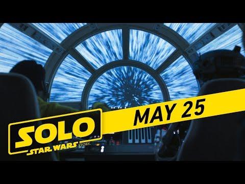 """Han Solo: Una Historia de Star Wars - """"Ride"""" (:30)?>"""