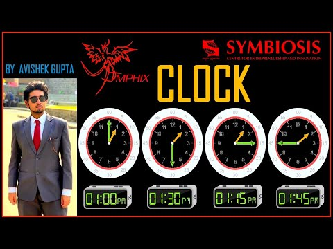 CLOCK LECTURE (CAT,SNAP,NMAT,XAT,IIFT,CDS,SBI PO,IBPS,ETC)