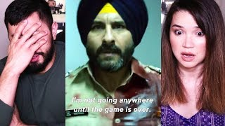 Video SACRED GAMES | Netflix | Saif Ali Khan | Nawazuddin Siddiqui | Trailer #2 Reaction! MP3, 3GP, MP4, WEBM, AVI, FLV Juni 2018