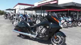 8. 003266 - 2011 Victory Vision - Used Motorcycle For Sale