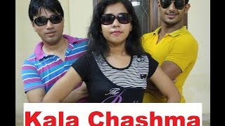 Kala Chashma Dance Video