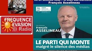 Video LE BILAN DES ELECTIONS - François Asselineau sur Fréquence Evasion MP3, 3GP, MP4, WEBM, AVI, FLV November 2017