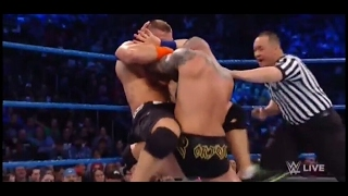 Nonton John Cena Vs Randy Ortan Full Match   Wwe Smackdown Live 7 Feb 2017   Smackdown Live 08 02 17 Film Subtitle Indonesia Streaming Movie Download