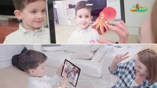video thumbnail ARLAND / 4D AR Toy / Animal Encyclopedia / 100 Animal Picture AR Cards BEST youtube