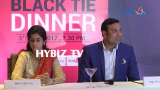 VVS Foundation Presents Black Tie-Fundraiser  hybiz ► Watch More Business Videos at Indias Leading online business channel http://www.hybiz.tv ► Like us on ...