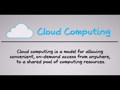 Video: Cloud Computing Fundamentals