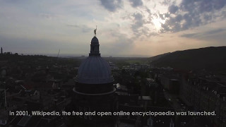 The Wikimedia residency at the University of Edinburgh – Sharing Open Knowledge