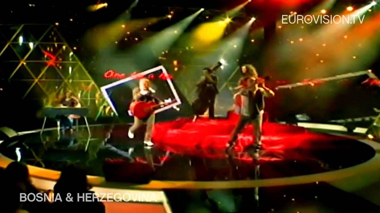 Dino Merlin - Love In Rewind (Bosnia & Hertsegoviina 2011)