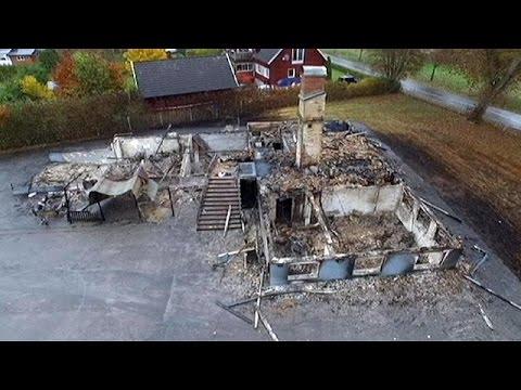 Σουηδία: Συνεχίζονται οι εμπρησμοί σε κέντρα φιλοξενίας μεταναστών