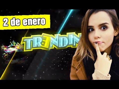 TRENDING 2 DE ENERO - MARIAH CAREY HACE EL RIDÍCULO EN AÑO NUEVO, HOLLYWEED, YUYA LLEGA A 17M Y MÁS