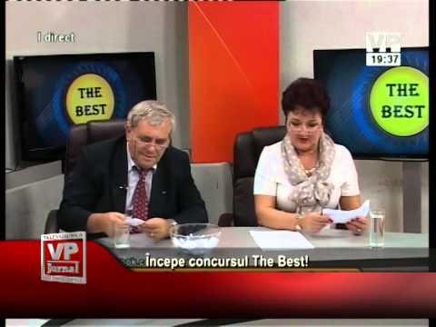 Începe concursul The Best!