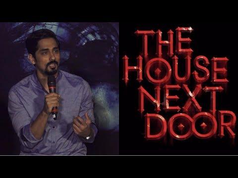 Siddharth Suryanarayan Talk About his Movie |The House Next Door|