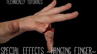 Video Special Effects Broken/Hanging Finger | Technically Tutorials MP3, 3GP, MP4, WEBM, AVI, FLV November 2017