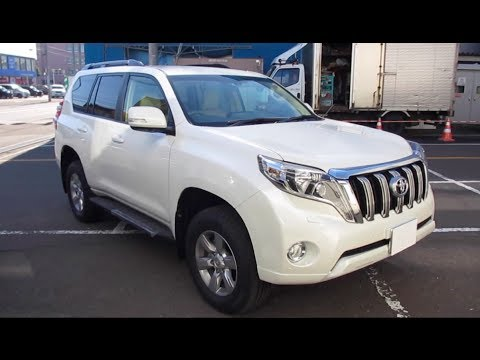 2013 New TOYOTA LAND CRUISER PRADO – Exterior & Interior