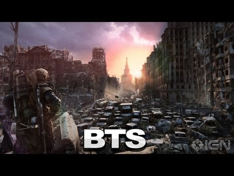 Metro: Last Light (CD-Key, Steam, Россия, СНГ) review