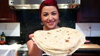 Video How to make The Best Flour Tortillas | Views Recipe MP3, 3GP, MP4, WEBM, AVI, FLV Juli 2019