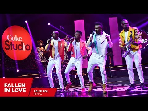 Sauti Sol: Fallen in love (Cover) - Coke Studio Africa