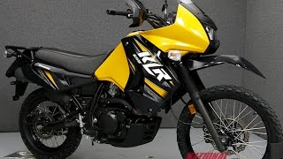 7. 2013  KAWASAKI  KLR650  - National Powersports Distributors