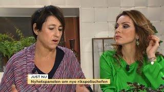 Sverigedemokraterna delar Nyhetspanelen i två läger - Nyhetsmorgon (TV4)