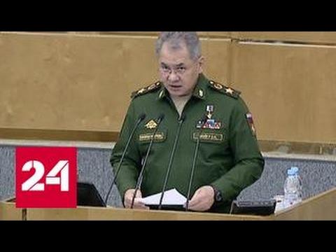 Шойгу: от ядерного удара Россию защитит радиолокационное поле на границе - DomaVideo.Ru