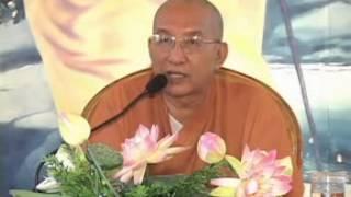 Bài giảng: Hãy Niệm Phật Mau Lên (phần 1) - Thượng Tọa Thích Giác Hóa