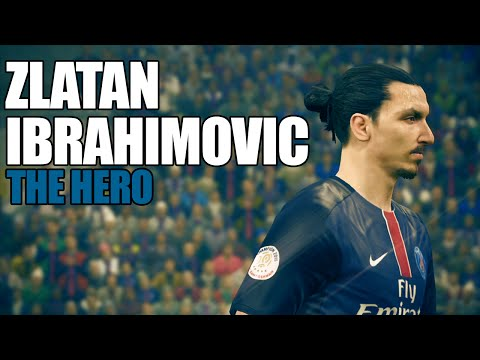 [PES 2016] Zlatan Ibrahimovic
