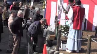 野呂塚慰霊祭・八幡林古戦場