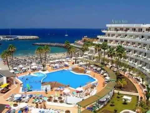 Vid os appart h tel hovima la pinta beachfront family for Appart hotel en espagne