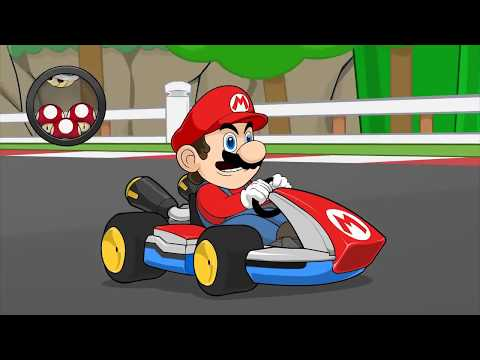 18+ [Пародия] Racist Mario - Расист Марио (Rus by Mia & Rissy) (видео)
