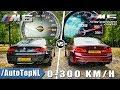 300km/h ACCELERATION SOUND & TOP SPEED AUTOBAHN POV by AutoTopNL
