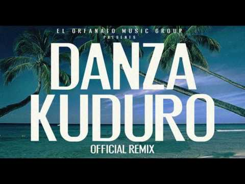 Danza Kuduro (Official Extended Remix) Don Omar Ft. Lucenzo, Daddy Yankee & Arcángel
