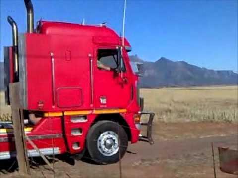 Грузовики Freightliner Argosy Trucks