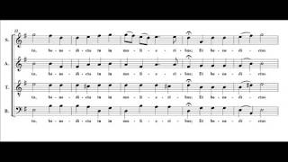Video Arcadelt (Dietsch) - Ave Maria (score) MP3, 3GP, MP4, WEBM, AVI, FLV November 2018