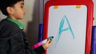Video ABC phonics writing with color markers MP3, 3GP, MP4, WEBM, AVI, FLV September 2018