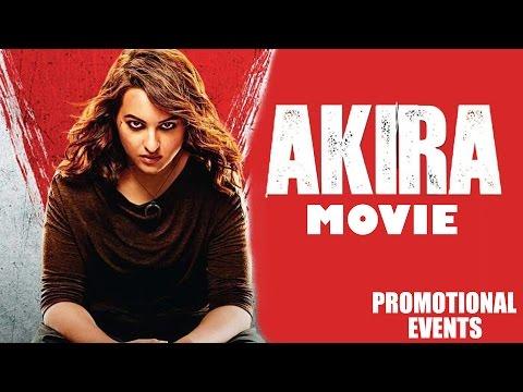 Akira Movie 2016 | Promotional Events | Sonakshi Sinha, Anurag kashyap, Konkona Sen